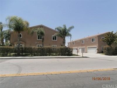 Colton Multi Family Home For Sale: 822 Fairway Drive