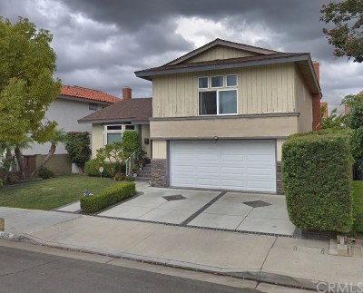 Cypress Single Family Home For Sale: 6375 San Andres Avenue