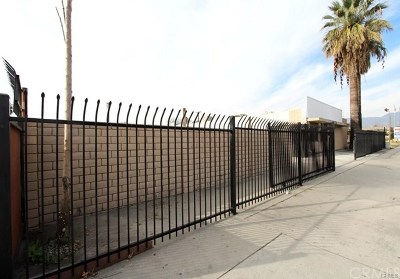 San Bernardino Commercial For Sale: 1270 N Waterman Avenue