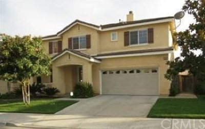Moreno Valley Single Family Home For Sale: 23447 Mariner Way