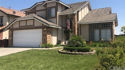 Moreno Valley Single Family Home For Sale: 26265 Perrier Drive