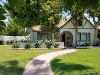 Riverside Single Family Home For Sale: 6491 Palm Avenue
