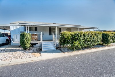 Riverside Mobile Home For Sale: 6130 Camino Real