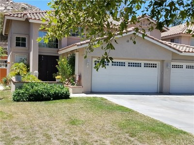Moreno Valley Single Family Home For Sale: 27449 Laurel Court