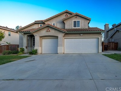 Moreno Valley Single Family Home For Sale: 23051 Imperial