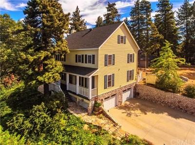 Crestline Single Family Home For Sale: 135 N Pineridge Road