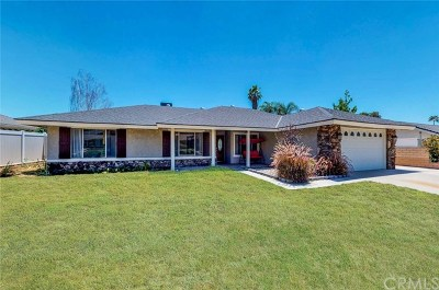 Moreno Valley Single Family Home For Sale: 25391 Jaclyn Avenue