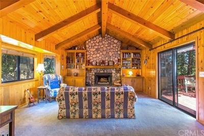 Lake Arrowhead Single Family Home For Sale: 26550 Spyglass Drive