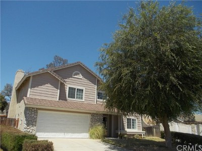 Moreno Valley Single Family Home For Sale: 25732 Aspenwood