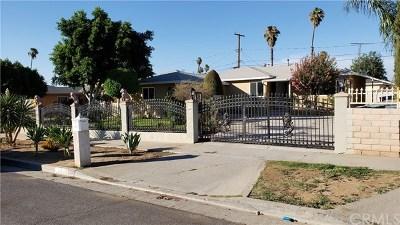 Riverside Single Family Home For Sale: 2845 Blackstone Avenue