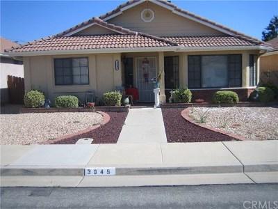 Hemet Single Family Home For Sale: 3049 La Fiesta Drive