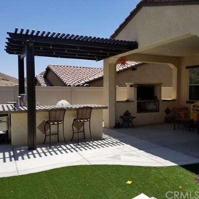 Corona Single Family Home For Sale: 24672 Overlook Drive