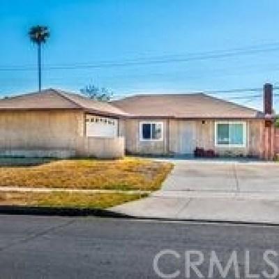 Rialto Single Family Home For Sale: 234 N Brampton Avenue