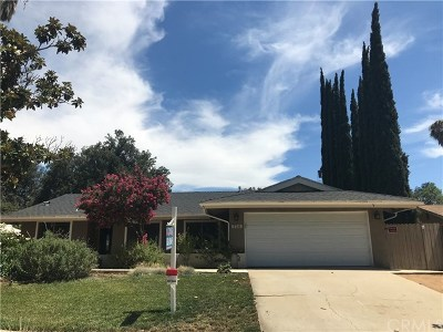 Redlands Single Family Home For Sale: 714 Ardmore Avenue