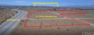 Victorville Residential Lots & Land For Sale: Amethyst Road