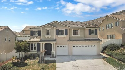 Moreno Valley Single Family Home For Sale: 15882 Sulphur Springs Road