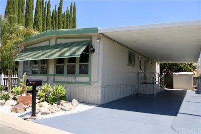 Riverside Mobile Home For Sale: 3500 Buchanan Street