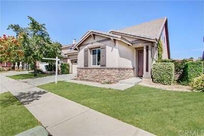 Corona Single Family Home For Sale: 24923 Coral Canyon Road
