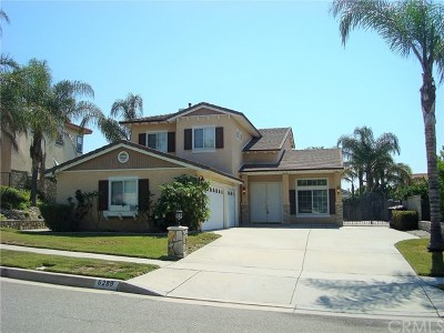 Rancho Cucamonga Rental For Rent: 6289 Ascot Place