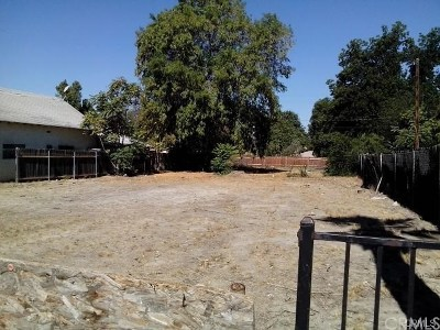 Riverside Residential Lots & Land For Sale: 3883 Wallace Street