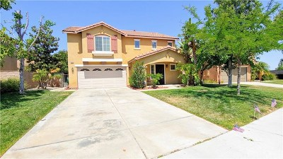Murrieta Single Family Home For Sale: 38343 Applewood Court