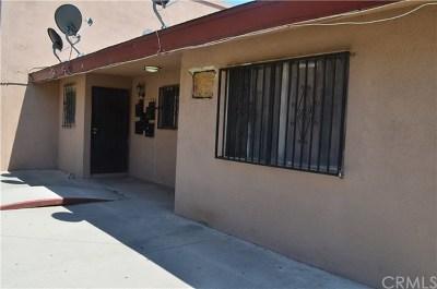 San Bernardino Multi Family Home For Sale: 1477 N G Street