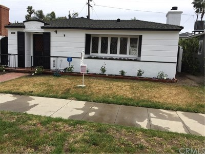 Long Beach Single Family Home For Sale: 238 Claremont Avenue