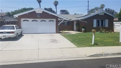 Riverside Single Family Home For Sale: 3270 Amhurst
