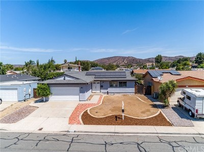 Santee CA Single Family Home For Sale: $599,000