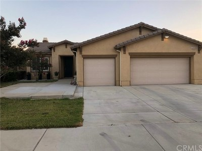 Moreno Valley CA Single Family Home For Sale: $375,000