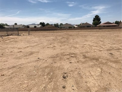 Helendale CA Residential Lots & Land For Sale: $9,999