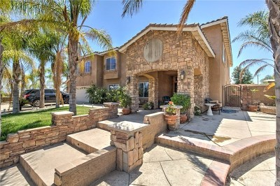 Riverside, Temecula Single Family Home For Sale: 17071 Roosevelt Street