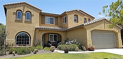 Riverside Rental For Rent: 17044 Spring Canyon Place