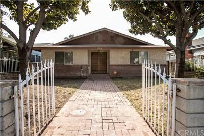 Chino Single Family Home For Sale: 12958 Benson Avenue