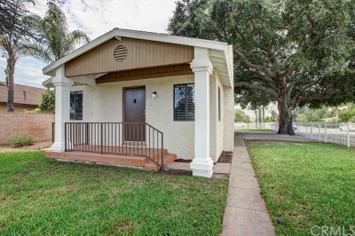Pomona Single Family Home For Sale: 955 N Dudley Street