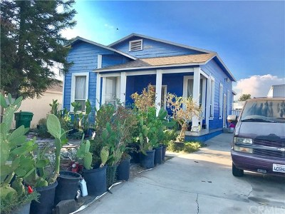 Chino Single Family Home For Sale: 5382 Anderson Street