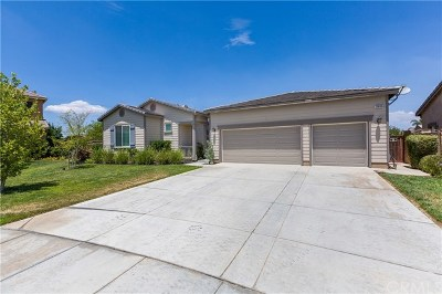 Menifee Single Family Home For Sale: 29038 Falling Water Drive