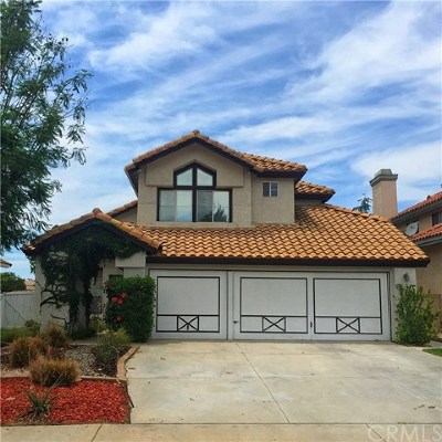 Riverside Single Family Home For Sale: 8901 Digger Pine Drive
