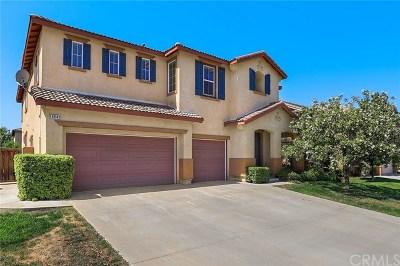 Riverside Single Family Home For Sale: 19841 Santa Clara Court