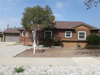 Claremont Single Family Home For Sale: 1431 N Mountain Avenue