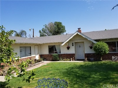 Norco Single Family Home For Sale: 2365 Chatterton Lane