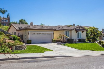 Highland Single Family Home For Sale: 7087 Pleasant View Lane