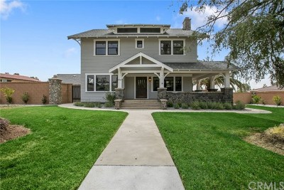 Rancho Cucamonga Single Family Home For Sale: 6563 East Avenue