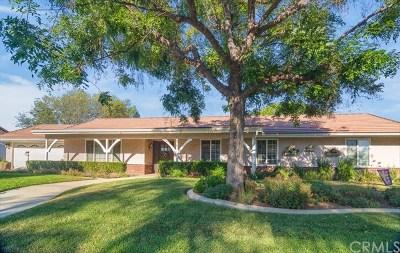 Riverside Single Family Home For Sale: 16260 Vaquero Court