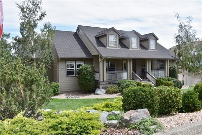Wrightwood Single Family Home For Sale: 2410 Andermott Drive