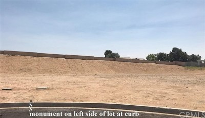 Helendale CA Residential Lots & Land For Sale: $7,500