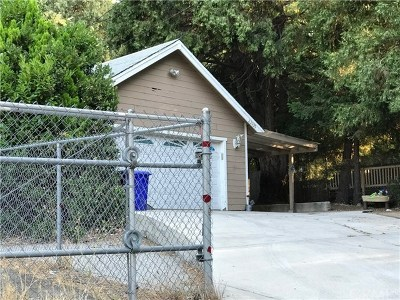 Crestline Single Family Home For Sale: 23039 Waters Drive