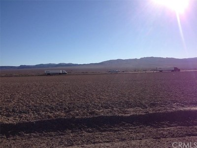 Newberry Springs Residential Lots & Land For Sale: Memorial