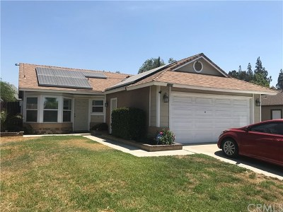 Fontana Single Family Home For Sale: 11825 Rancherias Drive
