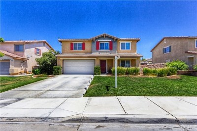 Riverside Single Family Home For Sale: 9176 San Luis Obispo Lane